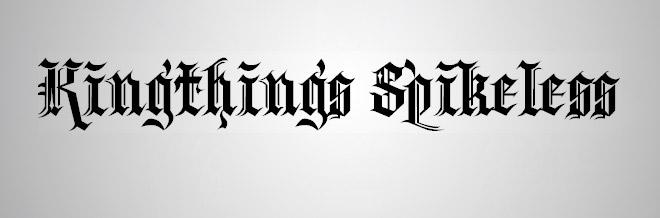 30 Creative and Stylish Gothic Fonts