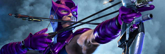 27 Astonishing Hawkeye Illustrations