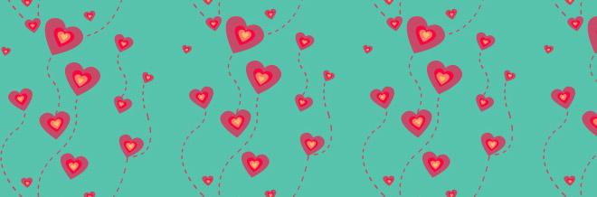 100+ Free Valentine and Heart Patterns