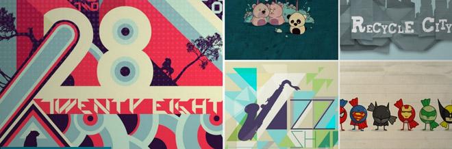 28 New Portfolio WordPress Themes Collection