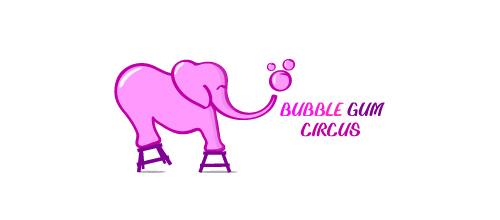 Bubble Gum Circus logo