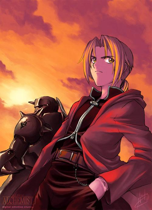 Fullmetal Alchemsit Fanart