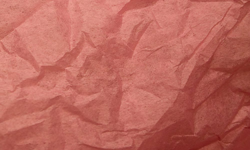 Detailed Crumpled Paper Texture
