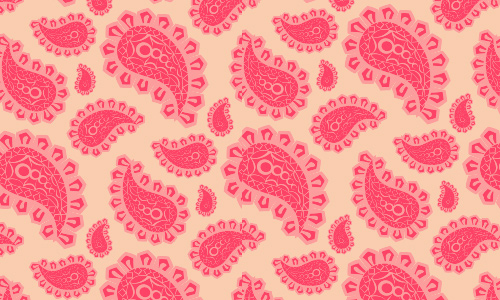 A Collection of 130 Pretty Pink Patterns | Naldz Graphics