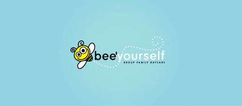 Bee Yourself logo