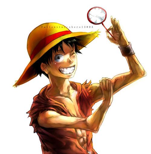 Luffy WIP
