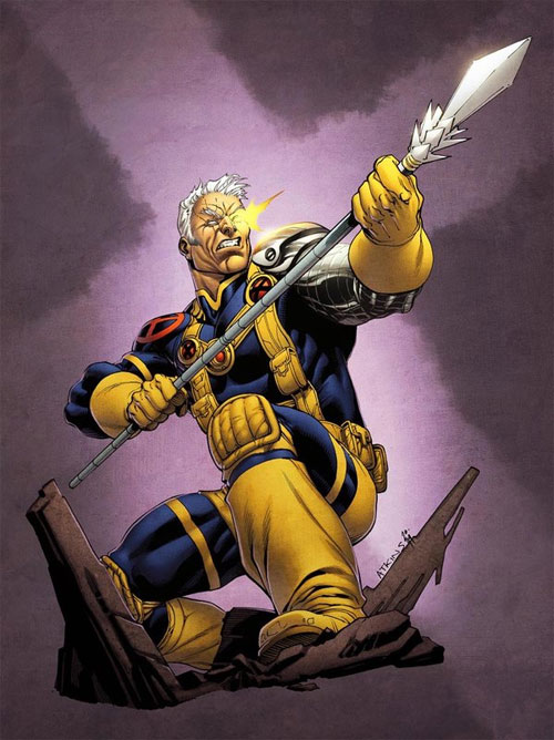 X-Men Month Cable Colors SOTD