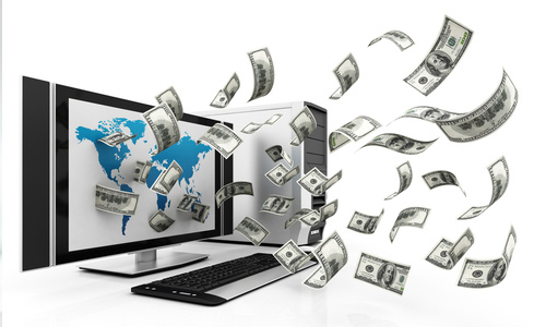 You can earn money online