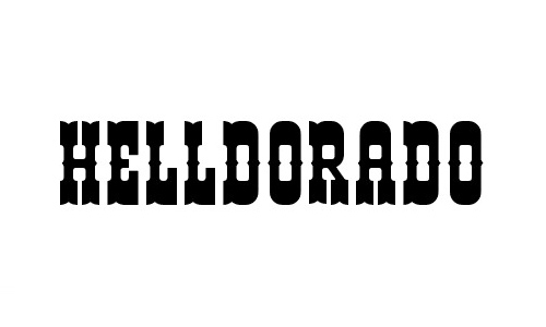 Helldorado font