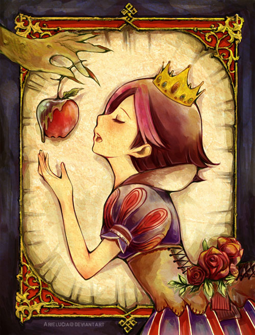 Fairy Tale Contest: Snow White