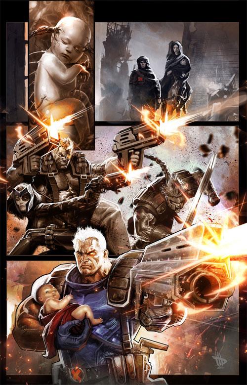 ORIGINS MARVEL COMICS: X-MEN