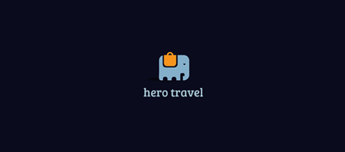 hero travel logo