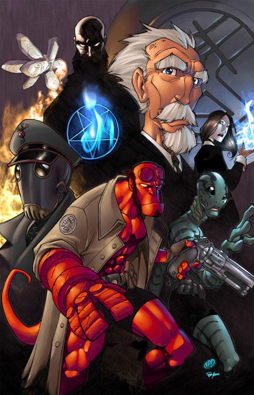 GreatLp's Hellboy