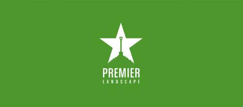 Premier Landscape logo