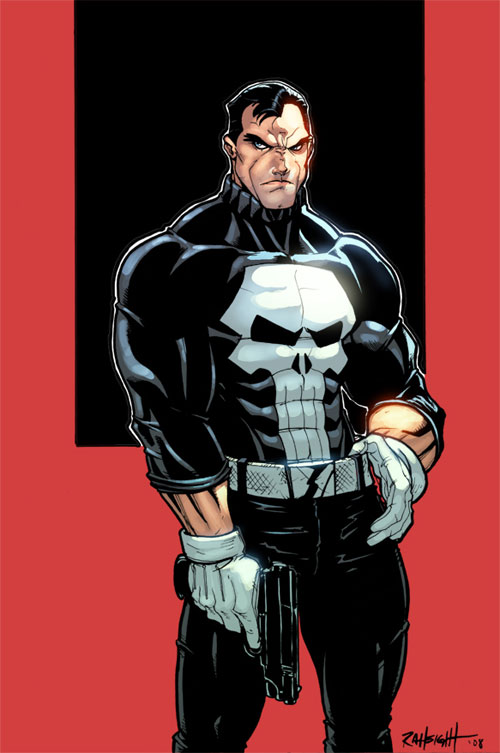 Punisher Colors
