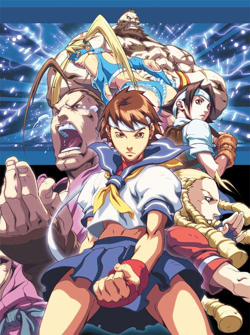 SF Legends Sakura Issue 4B