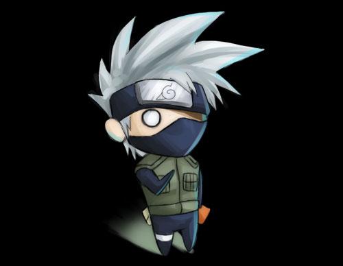 chibi characters design