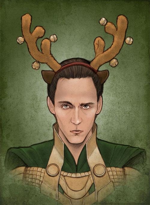 Reindeer Loki