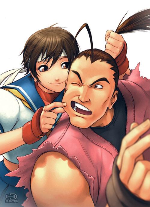 SF Legends Sakura Issue 4A