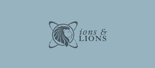 ions & lions logo