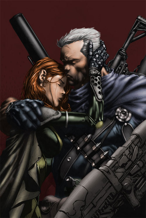 Cable and Hope Cover