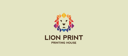 30 Majestic Designs Of Lion Logo For Your Inspiration