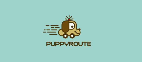 puppyroute logo