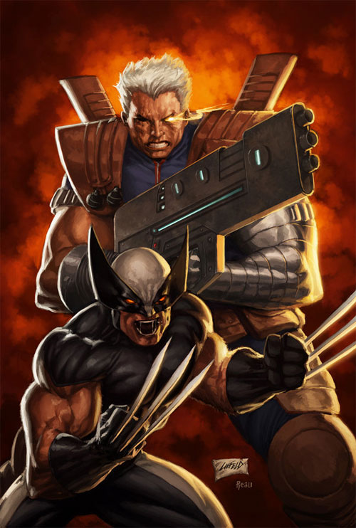 X-Force_Cable: Messiah War
