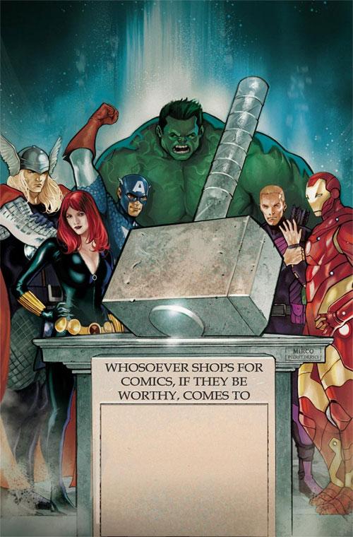 Avengers Assemble Vaiant