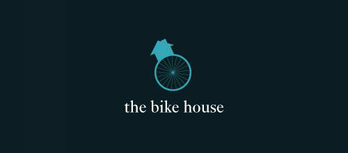 The Bike House logo
