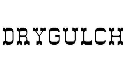 drygulchflf font