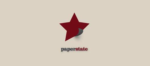 Paper State logo