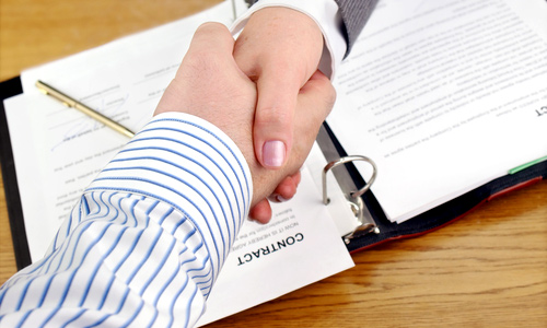 Make sure you had good agreement with client