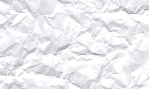 Neat Crumpled Paper Texture