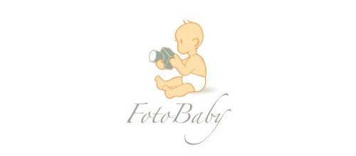 FotoBaby logo