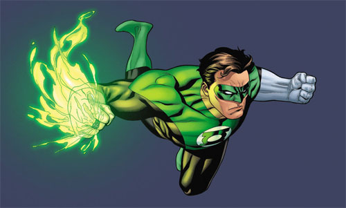 Green Lantern for fun