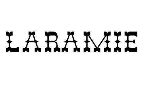 laramie font
