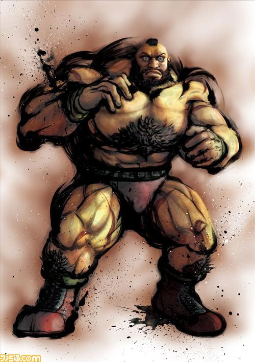 street fighter 4 zangief