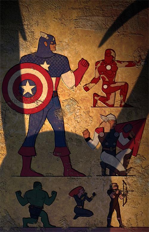 Egypt Avengers