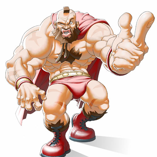 Cool Zangief
