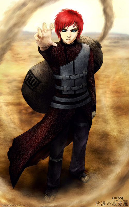 gaara re.rendered