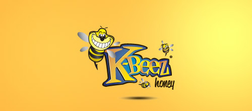 K-Beez Honey logo