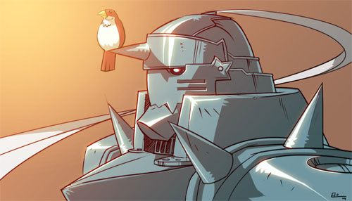 Fullmetal Alchemist: Alphonse