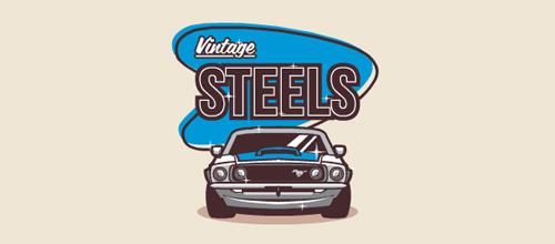 Vintage Steels logo