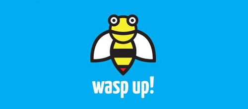 Wasp Up! logo