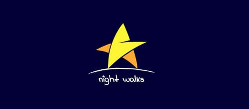 night walks logo