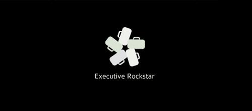 Executive Rockstar logo