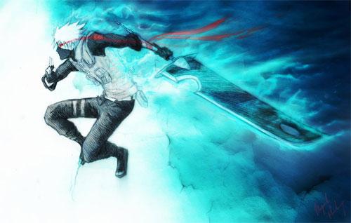 Lightning's Blade