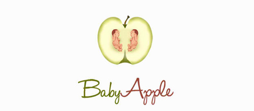 Apple seed logo