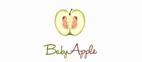 Apple seed logo